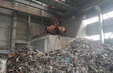 What happens to Sofia's waste?