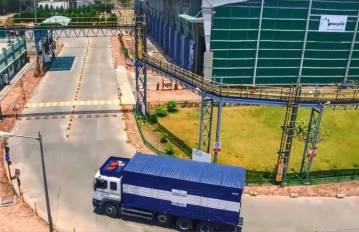 Helping logistics partners achieve road safety in India