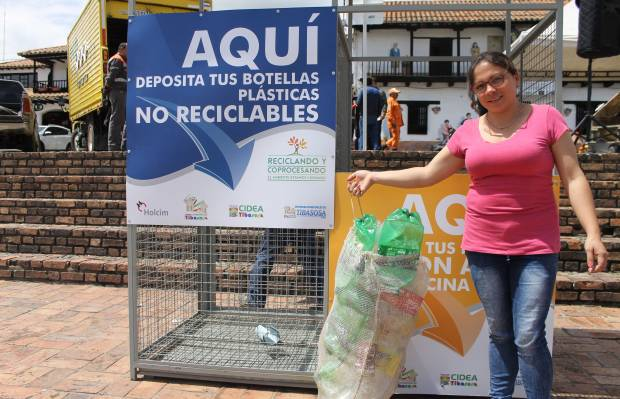community case study colombia